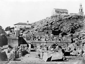 ανασκαφές 1860